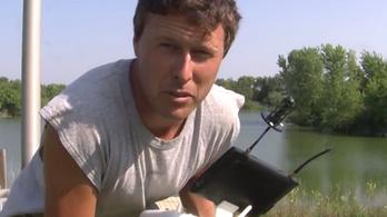 Mennyire hülye ötlet drónnal halat fogni?
