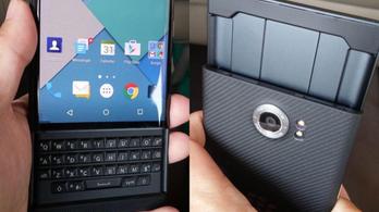 Ez a Blackberry androidos telefonja?