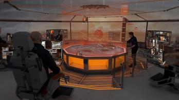 A jövő hadihajója egy űrhajó lesz
