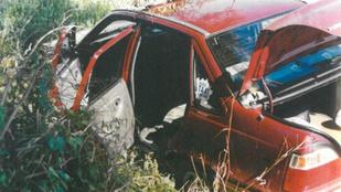 Életfogytiglant kapott a 16 év után elfogott domaszéki taxisgyilkos