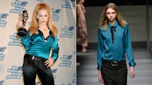 Miért annyira menő a 90-es évek a divatban?