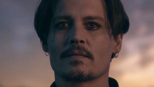 Mi a franc történik Johnny Depp Dior-reklámjában?