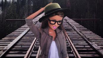 Hipszter Barbie az Instagram új kedvence