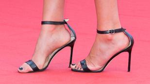 Ez történne a testével, ha kihajigálná a magassarkú cipőit