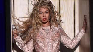 Elkészült Beyoncé karrierjének egyik legrosszabb fotója