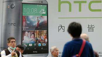 Nagy bajban van a HTC