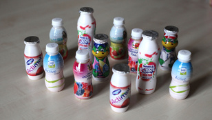 Teszt: mini ivójoghurtok a gyerekekre célozva