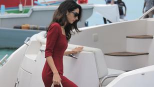 Sztárügyvédek gigacsatája: Amal Clooney kontra Tony Blair felesége