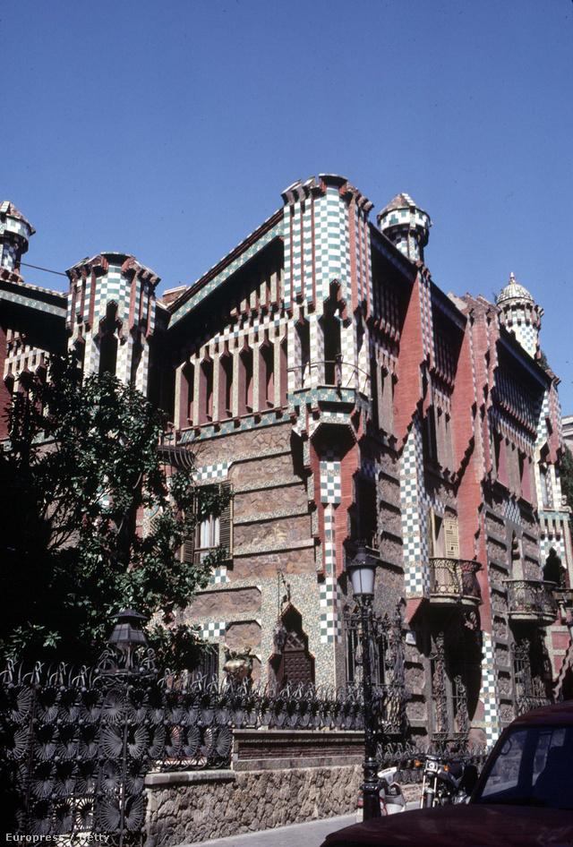 Múzeumként nyitja meg kapuit a nagyközönség előtt a barcelonai Casa Vicens, amit Antonio Gaudí tervezett harminc éves korában.