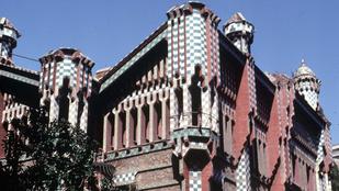 Múzeum lesz Gaudí első megépült házából