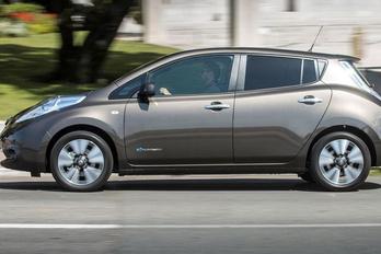 Tovább nő a Nissan Leaf hatótávja