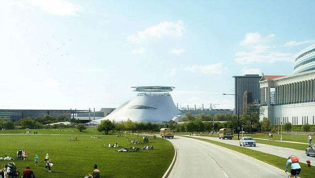 10 ezer négyzetméterrel kisebb lesz George Lucas filmes múzeuma