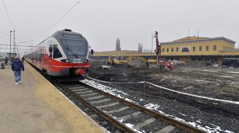 40 milliárdból újul meg a székesfehérvári vasútállomás, 2016-ra lesz kész
