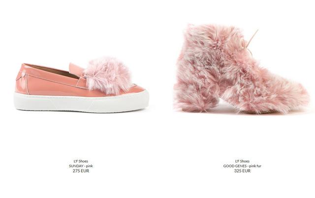 Ezekbe a cipőkbe szerettünk bele Licia Florio honlapján. Megkérik az árukat, 86 és 102 ezer forintba kerülnek.