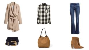Heti kedvenc: bézs kabát, az ősz elengedhetetlen kelléke