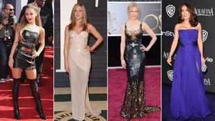 4 celebnő, aki mindig ugyanúgy öltözik fel