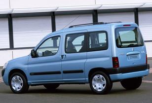 Totalcar autós népítélet - Citroën - Berlingo 1996