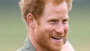 Eddig nem tudtuk, de valami hiányzott Harry herceg arcáról