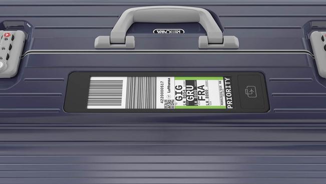 Ez a jövő: poggyászfeladás elektronikus címkével