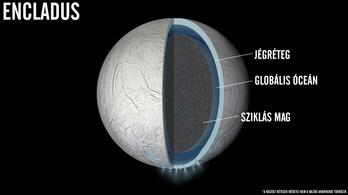 Globális óceán van a Szaturnusz holdján