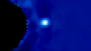 63 fényévnyire lévő bolygóról készült fotó