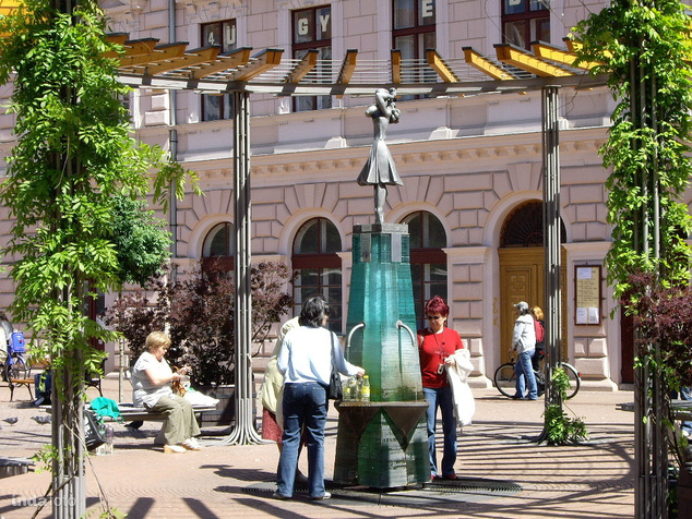 Szeged, Anna-kút