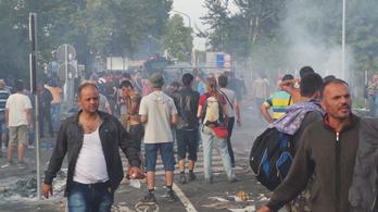 Magyar könnygázról ír a külföldi sajtó