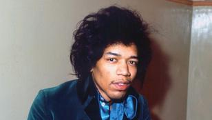 13 + 1 érdekesség a legendás Jimi Hendrixről
