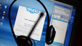 Valós időben fordít a Skype
