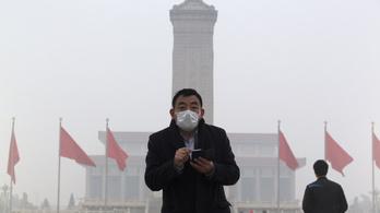 Évente 3,3 millió embert öl meg a rossz levegő