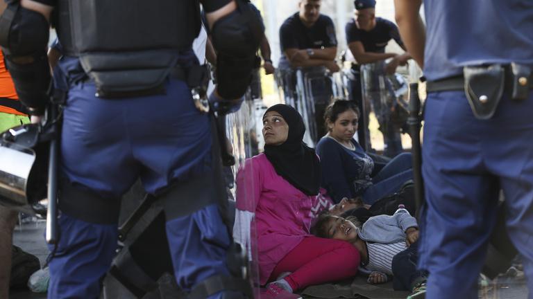 Magyarországon várakozott a legtöbb menedékkérő