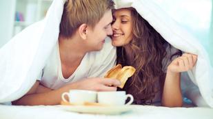 Egyszerű trükk, amivel fenntarthatja a kötődést párkapcsolatában