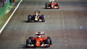 A Ferrari retteg motort adni a Red Bullnak