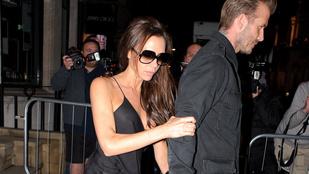 Öhm... Victoria Beckham bepisilt?