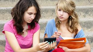 A kamaszok szerint a cyberbullying rosszabb, mint kábítószerprobléma