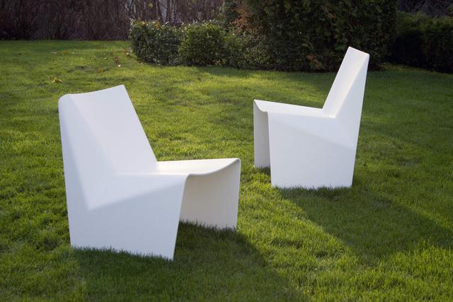 Kerékgyártó András Biela nevű kül- és beltéri székcsaládja, amely szintén termék kategóriában kapott elismerést.