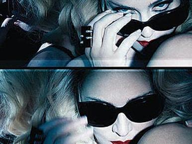 Madonnával védekezzen a napfény ellen