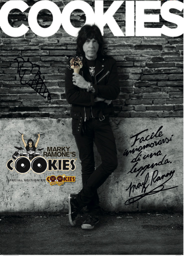 Marky Ramones for Cookies