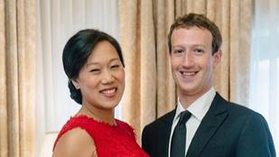 Mark Zuckergbergék a Fehér Házban vacsoráztak a kínai elnökkel