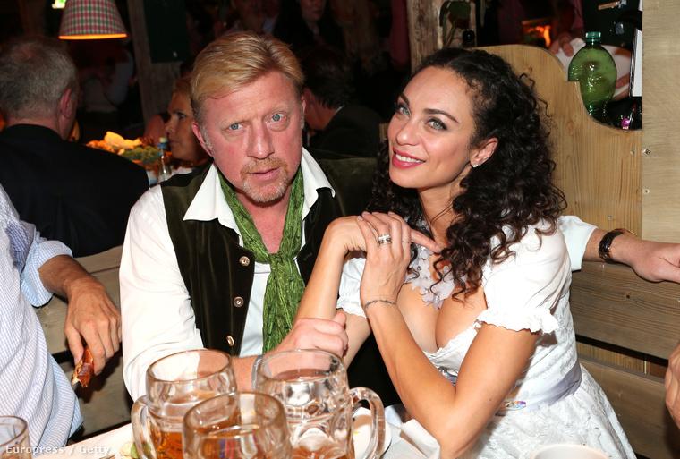 2009 óta házasok. Lily Becker Rotterdamban született, házasságukból egy fiuk született.