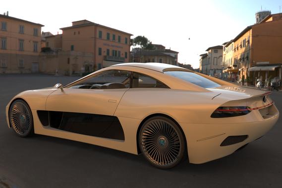 Volkswagen Coupe IMERA Concept
