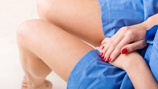 A vaginája 80 %-a megégett a dokinál, egy 9000 forintos benzinkártyát kapott kárpótlásul