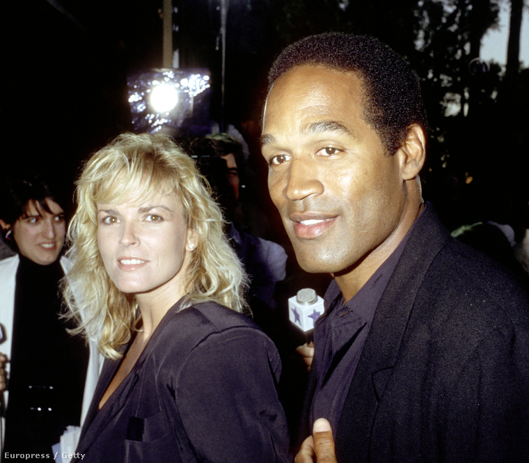 Nicole Brown Simpson és O.J. Simpson