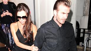 Victoria Beckham foltja egyre nagyobb és gyanúsabb