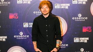 Ed Sheeran lesz az MTV EMA műsorvezetője