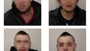 Elég kemény magyar stricicsalád tartott szexrabszolgákat Angliában