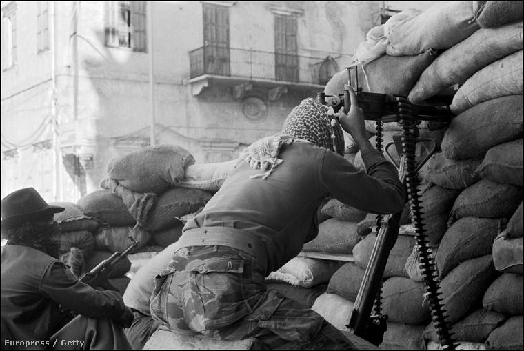 Bejrút 1975-ben