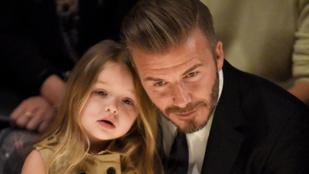 Senki nem nyúlhat Beckham lányának hajához