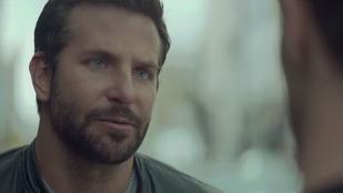 Ha szeret enni, akkor most Bradley Coopert is megszereti