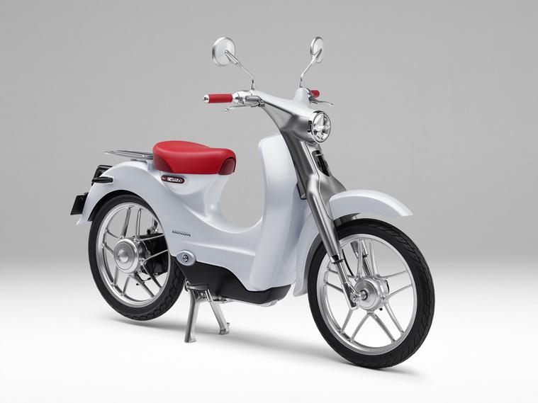 Honda EV-Cub Concept
